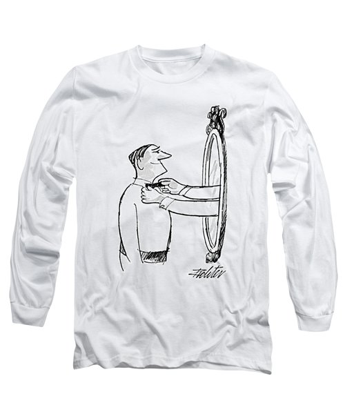 New Yorker October 5th, 1968 Long Sleeve T-Shirt