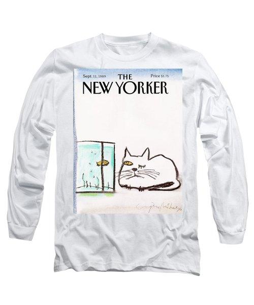New Yorker September 11th, 1989 Long Sleeve T-Shirt