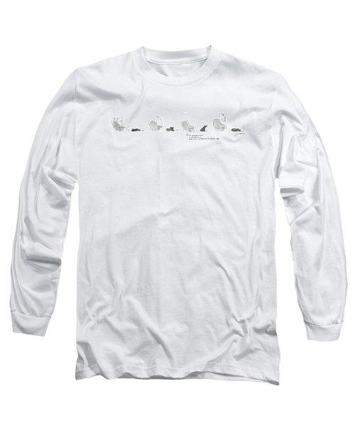 New Yorker September 12th, 1977 Long Sleeve T-Shirt