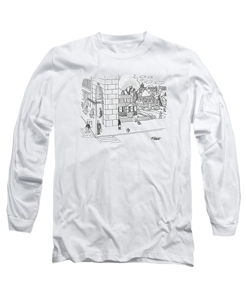 New Yorker September 12th, 1988 Long Sleeve T-Shirt