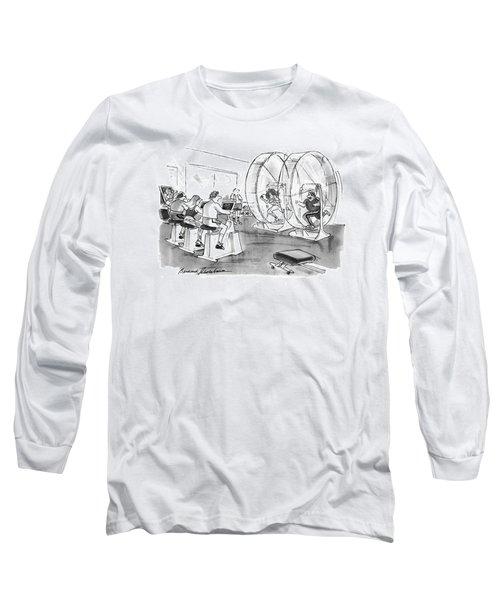 New Yorker September 12th, 1994 Long Sleeve T-Shirt