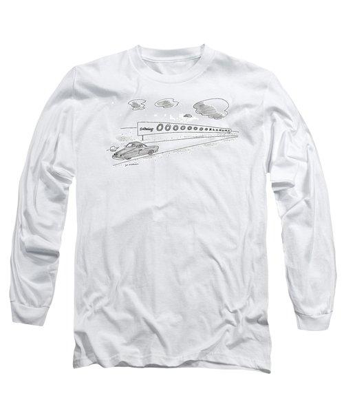 New Yorker September 13th, 1999 Long Sleeve T-Shirt