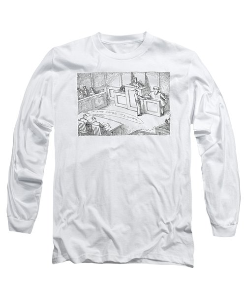 New Yorker September 14th, 1998 Long Sleeve T-Shirt