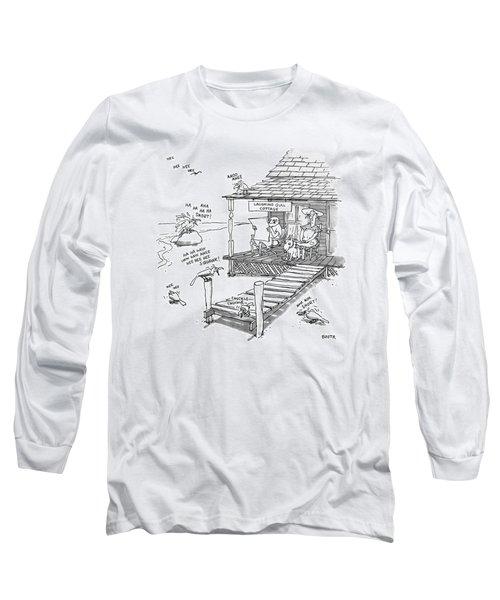 New Yorker September 18th, 1978 Long Sleeve T-Shirt
