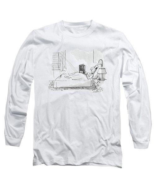 New Yorker September 1st, 1980 Long Sleeve T-Shirt