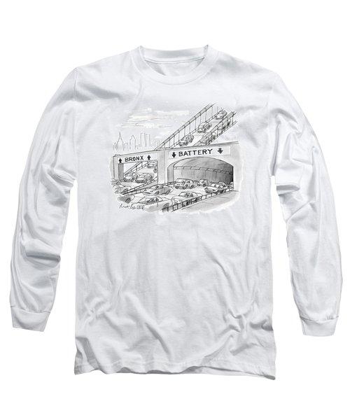 New Yorker September 20th, 1999 Long Sleeve T-Shirt