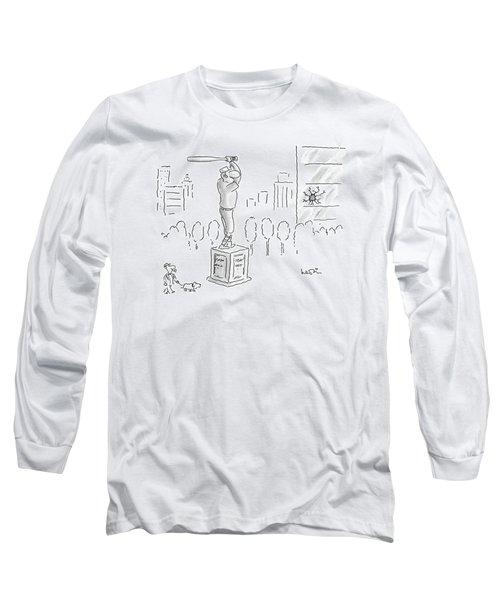 New Yorker September 22nd, 1986 Long Sleeve T-Shirt