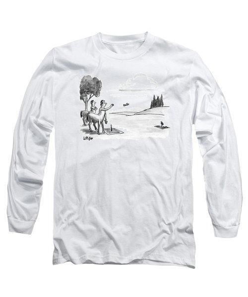 New Yorker September 24th, 1990 Long Sleeve T-Shirt
