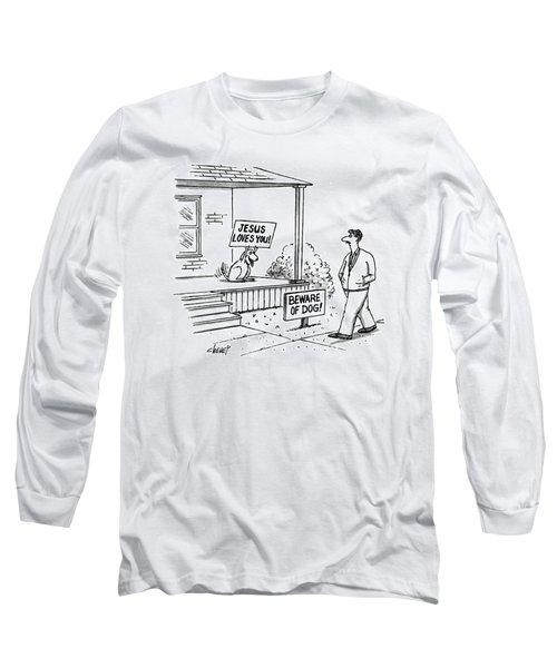 New Yorker September 27th, 1993 Long Sleeve T-Shirt