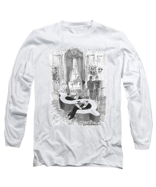 New Yorker September 6th, 1999 Long Sleeve T-Shirt