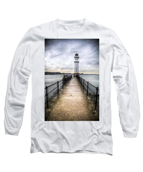 Newhaven Lighthouse Long Sleeve T-Shirt