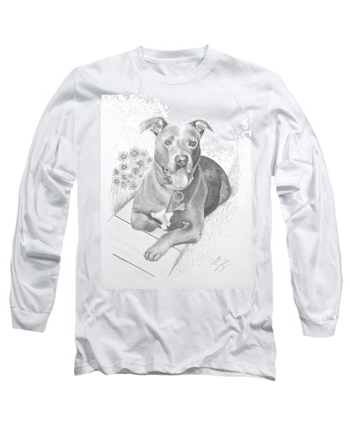 Newman Long Sleeve T-Shirt