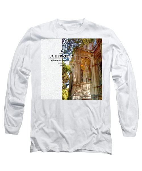 Nice Diggs At Uc Berkeley - Tripping Long Sleeve T-Shirt