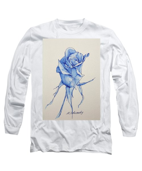 Niki's Rose Long Sleeve T-Shirt
