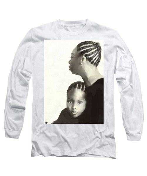 Nina And Lisa Simone Long Sleeve T-Shirt