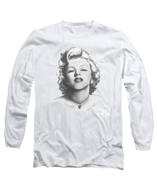Norma Jeane Long Sleeve T-Shirt