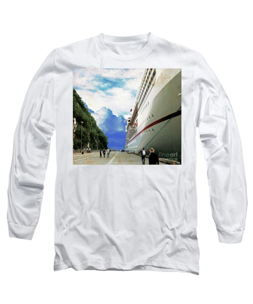 North To Alaska Long Sleeve T-Shirt
