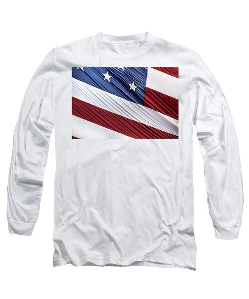 O Beautiful Long Sleeve T-Shirt