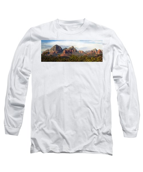 Oak Creek Canyon Sedona Pan Long Sleeve T-Shirt