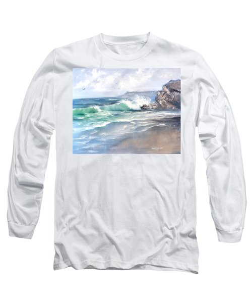 Ocean Surf Long Sleeve T-Shirt