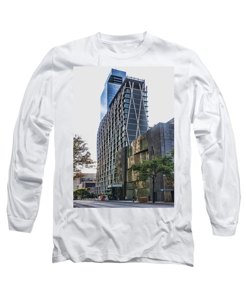 Oct 2014 Ne View Long Sleeve T-Shirt by Steve Sahm