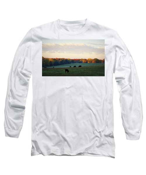 October Morning Long Sleeve T-Shirt