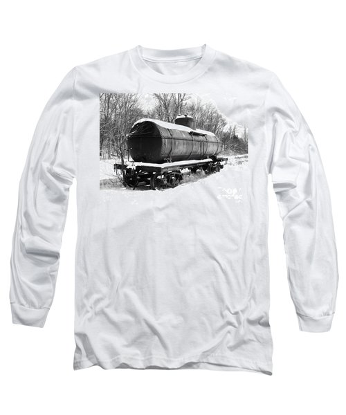 Long Sleeve T-Shirt featuring the photograph Off The Beaten Track by Sara  Raber