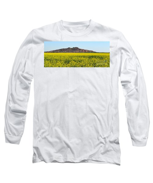 Oklahoma Gold Long Sleeve T-Shirt