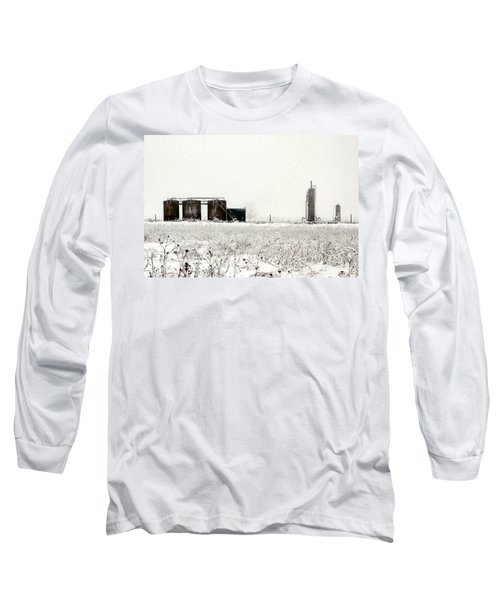 Oklahoma Wellsite Long Sleeve T-Shirt