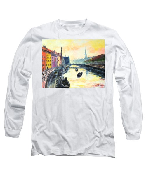 Old Copenhagen Long Sleeve T-Shirt