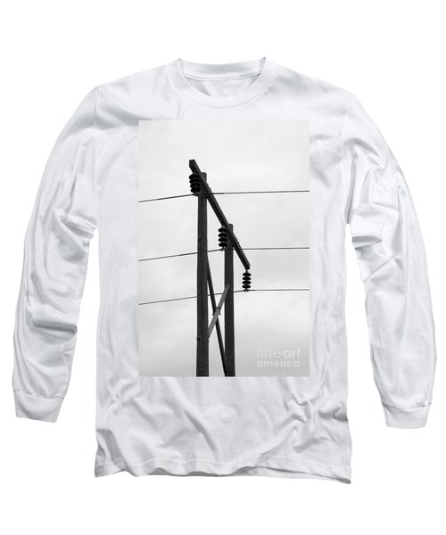 Old Country Power Line Long Sleeve T-Shirt