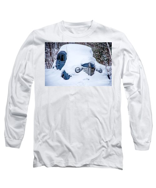 Old Coupe Long Sleeve T-Shirt by Alana Ranney