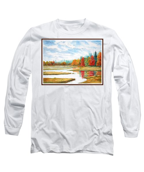 Old Forge Autumn Long Sleeve T-Shirt