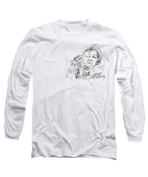 Old Lady Long Sleeve T-Shirt