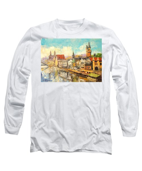 Old Paris Long Sleeve T-Shirt