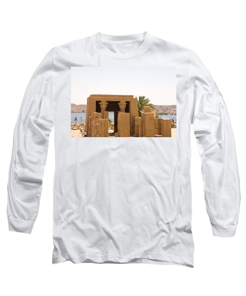 Old Structure 2 Long Sleeve T-Shirt
