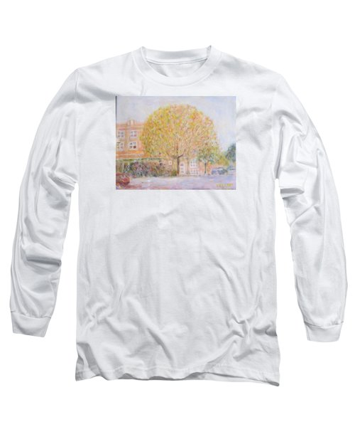 Leland Avenue In Chicago Long Sleeve T-Shirt