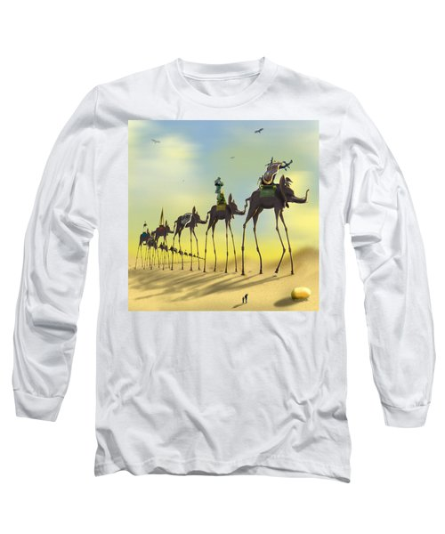 On The Move 2 Without Moon Long Sleeve T-Shirt