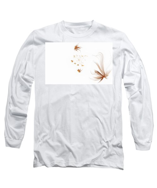 On The Wind Long Sleeve T-Shirt by GJ Blackman