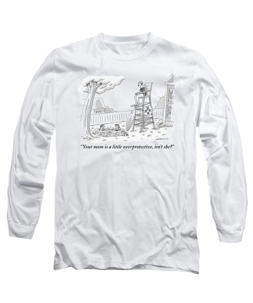 One Child To Another Long Sleeve T-Shirt