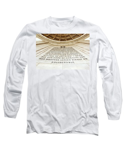 One Code Long Sleeve T-Shirt