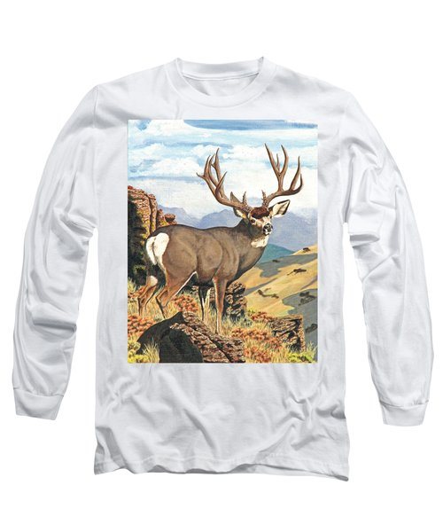 One Last Look Long Sleeve T-Shirt