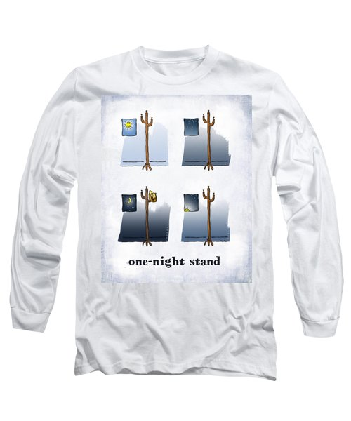 One Night Stand Long Sleeve T-Shirt