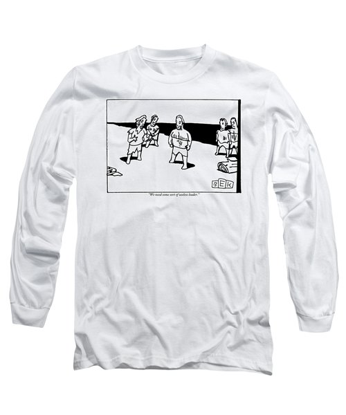 One Shipwrecked Person To Another. Three Other Long Sleeve T-Shirt