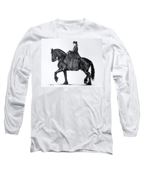 Onyx Long Sleeve T-Shirt