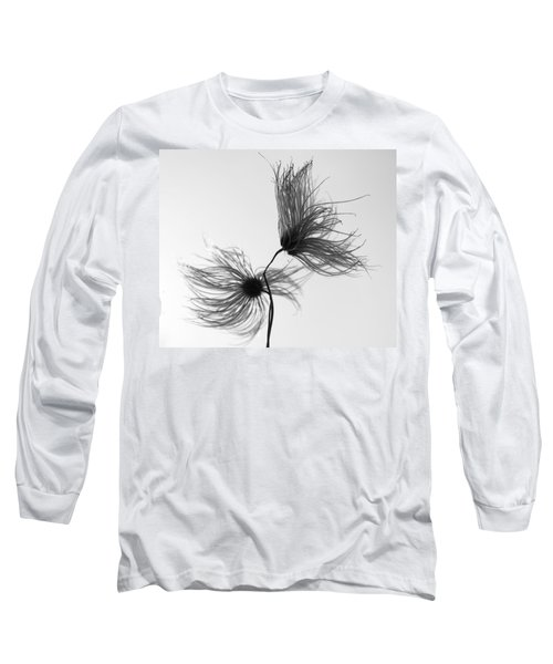 Opposites Obstruct Long Sleeve T-Shirt by Jerry Cordeiro