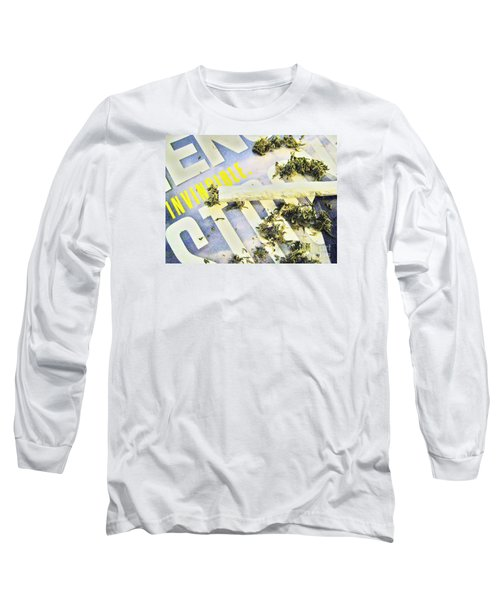 Long Sleeve T-Shirt featuring the photograph Or So I Thought by John King