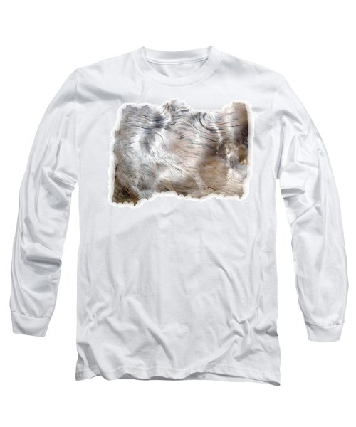 Oregon Driftwood Long Sleeve T-Shirt