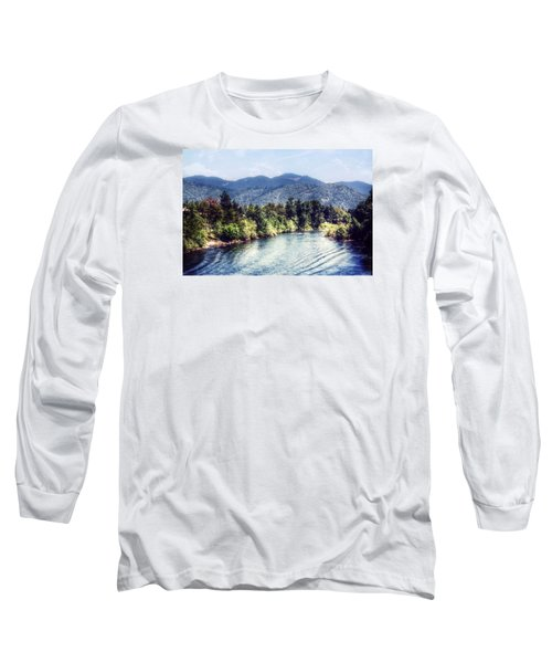 Oregon Views Long Sleeve T-Shirt