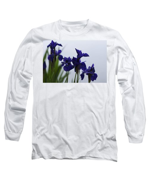 Long Sleeve T-Shirt featuring the photograph Osaka Garden by Miguel Winterpacht